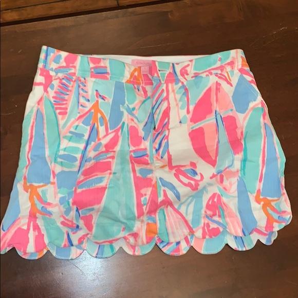 Lilly Pulitzer Dresses & Skirts - Lilly Pulitzer Sailboat Skort